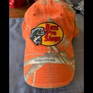 Bass pro shops Real tree hat